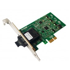 Адаптер D-Link 100Base-FX PCI-Express FastEthernet adapter with SC fiber optical connector